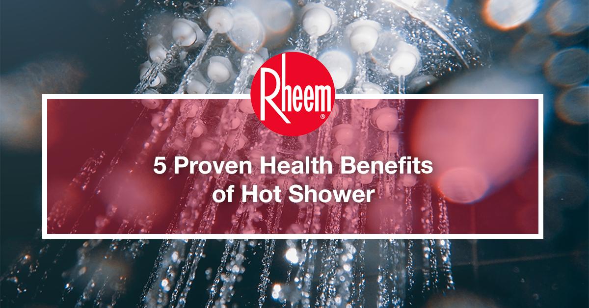 5 proven health benefits