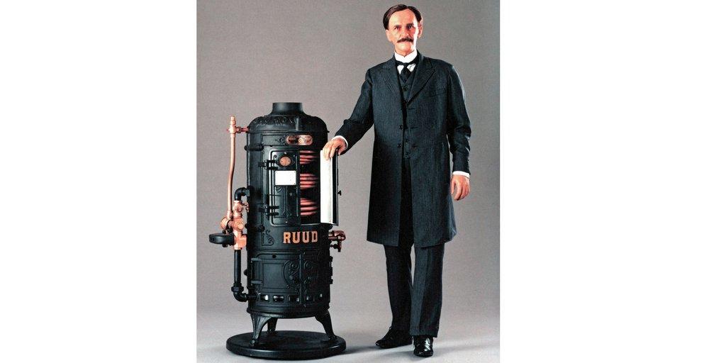 Edwin Ruud, Mechanical Engineer and Inventor