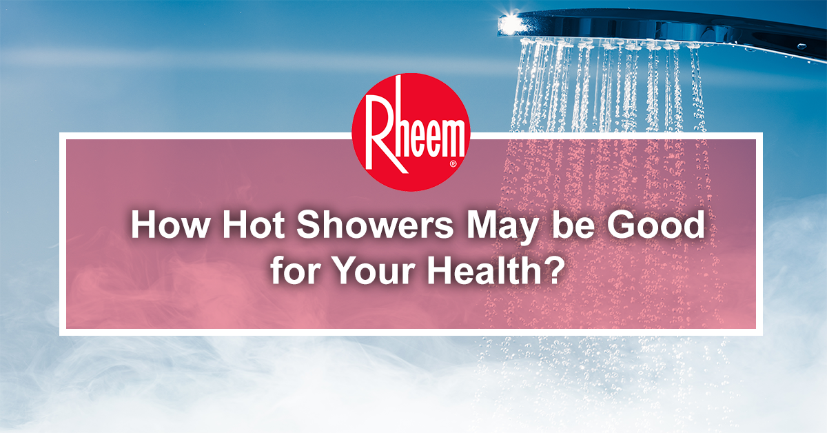 How hot showers may be good for your health banner